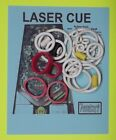 1984 Williams Laser Cue pinball rubber ring kit
