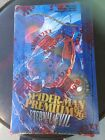 1996 Spider-Man Premium FACTORY SEALED Trading Card Box of 36 Packs Marvel