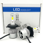 980W 147000LM CREE LED Headlight KIT H4 HB2 9003 Hi Lo Beam 6000K White Bulbs