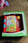 Kid Connection Bilingual Talking Activity Book Baby Toddler NEW IN BOX