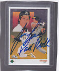 *JOSE CANSECO* 1989 Upper Deck Hand-Signed Auto OAKLAND A'S *Bash Brother Insc*