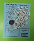 1966 Gottlieb Central Park / Hurdy Gurdy pinball rubber ring kit