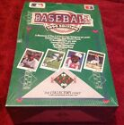 1990 Upper Deck The Collectors Choice Sealed Box