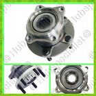 REAR WHEEL HUB BEARING ASSEMBLY FOR 2004 2011 MITSUBISHI ENDEAVOR 4WD