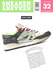 Sneaker Freaker Magazine Issue 32 Reebok Ventilator Cover
