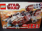 New LEGO STAR WARS Pirate Tank 7753 Clone Ship Obi-Wan Minifigures Weequay NIB