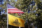 Wholesale LOT 3X5FT New USA AMERICAN  Gadsden Dont Tread on Me FLAG Banner