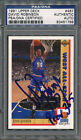 1991 92 Upper Deck #467 David Robinson PSA DNA Certified Authentic Auto *1798