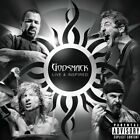 Godsmack - Live and Inspired [New CD] Explicit