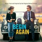 Various Artists Begin Again Music from  Inspired By Original Soundtrack N