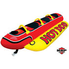 AIRHEAD HOT DOG 3 Riders Inflatable Towable Tube HD 3 Free Shipping
