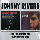 Johnny Rivers - In Action/Changes [CD New]