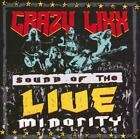 CRAZY LIXX - SOUND OF THE LIVE MINORITY NEW CD