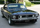 Ford Mustang COUPE RESTORED 1K MILES FULLY RESTORED BEAUTY 1968 Ford Mustang Coupe 1K MI