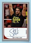 2016 Topps WWE Road to WrestleMania Trading Cards - Checklist Added 12