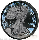 WALKING LIBERTY DEEP FROZEN 2016 1 oz American Eagle Silver Coin Ruthenium
