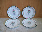 CORELLE IMPRESSIONS CALLAWAY HOLIDAY IVY DINNERWARE 4 SALAD DESSERT PLATES