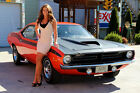 Plymouth Cuda AAR 1970 plymouth aar cuda free shipping s matching 340 six pack four speed pdb