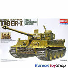 Academy 13264 1/35 Plastic Model Kit German Tiger-I Early Production Version