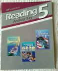 ABEKA 5TH Grade Reading Answer Key Excellent Condition