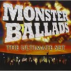 Monster Ballads: The Ultimate Set (Snys) Various Artists Audio CD
