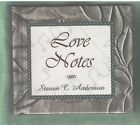 STEVEN ANDERSON Love Notes CD Piano / Love Songs / Poetry NEW 2001
