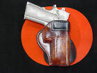 Springfield Armory Champion Operator 1911 with rail leather paddle holster B B