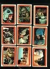 1977 Topps Star Wars Series 5 Ora Sticker set All 11 Sticker Cards Good+++ TO Vg