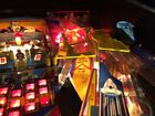 Clear Plastic Set for Bally Doctor WHO Pinball - Yellow