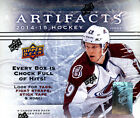 2014-15 UPPER DECK ARTIFACTS HOCKEY FACTORY SEALED HOBBY BOX NEW