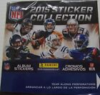 2015 Panini NFL Football Sticker Collection Factory Sealed Box with 350 Stickers