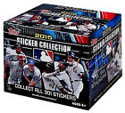 2015 Topps MLB Baseball Sticker Collection Factory Sealed Box with 400 Stickers