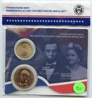 2010 Abraham Lincoln Presidential 1 Dollar  First Spouse Medal Set JT477