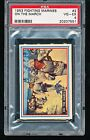 1953 Fighting Marines ON THE MARCH #2 PSA 4