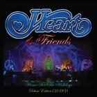 HEART - HOME FOR THE HOLIDAYS [DELUXE EDITION CD/DVD] [DIGIPAK] NEW CD