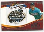 2014 Topps Update Series Baseball Retail World Series MVP Patch Card Gallery 40