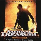 National Treasure (Original Score) by Trevor Rabin (CD, Nov-2004, Walt Disney)
