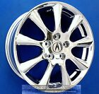 ACURA TSX 17 INCH CHROME WHEEL EXCHANGE NEW CHROME 17 RIMS 71750