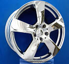 MERCEDES E350 E550 COUPE 18 INCH CHROME WHEEL EXCHANGE E 350 550 18 85151 85152