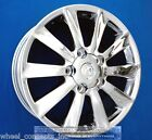 LEXUS LX570 20 OEM CHROME WHEELS RIMS LX470 TOYOTA TUNDRA OEM GENUINE FACTORY