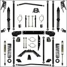 Rock Krawler 35 Off Road Pro Long Arm Coil Over Stage 1 07 18 Jeep JKU 4D