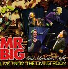 Mr. Big - Live From The Living Room [CD New]