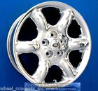 LAND ROVER RANGE ROVER FREELANDER 17 CHROME WHEELS RIMS 17 INCH FREEDOM 72170