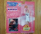 Keith Van Horn New Jetsey Nets Starting Lineup Utah Basketball 1997 Mint NBA