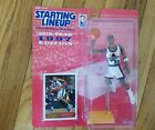 1997 STARTING LINEUP NBA Grant Hill Detroit Pistons Basketball Kenner Mint SLU