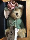 New Boyds Bear Limited Edition Penny Whistleby Plush Collectible with Trunk