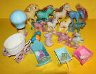 VINTAGE LOT - MLP MY LITTLE PONY ITALY and other - G1 '80s