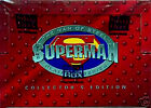 SUPERMAN PLATINUM SERIES COLLECTOR EDITION CARDS 1994 SKYBOX FACTORY SEALED BOX