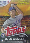 2014 Topps Baseball Series 2 Unopened Blaster Box and Patch try for Tanaka Abreu
