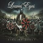 Leaves' Eyes - King of Kings [New CD] Afm Records 884860137027